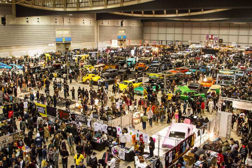 26th ANNUAL YOKOHAMA HOT ROD CUSTOM SHOW 2017